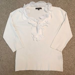 Ladies Adrienne Vittadini pullover sweater XL